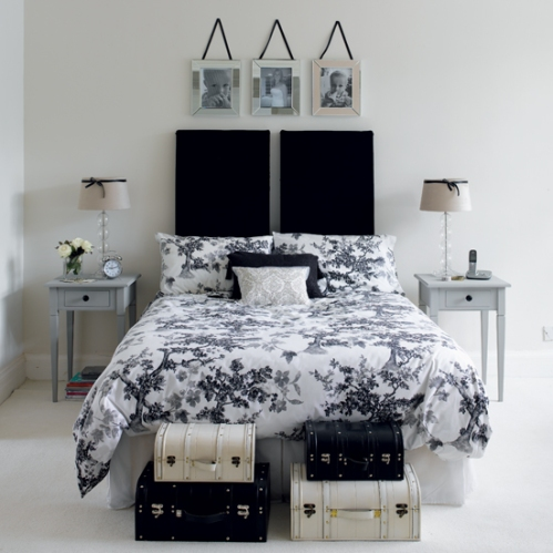 black_and_white_bedroom