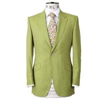 olivegreensuit